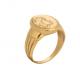 Anel Amalianos em Prata 925 disponível em Prata e Prata Plaqueada a Ouro.